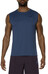 asics Sleeveless Top Men Poseidon